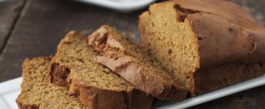 The Perfect Fall Snack: Paleo Pumpkin Bread