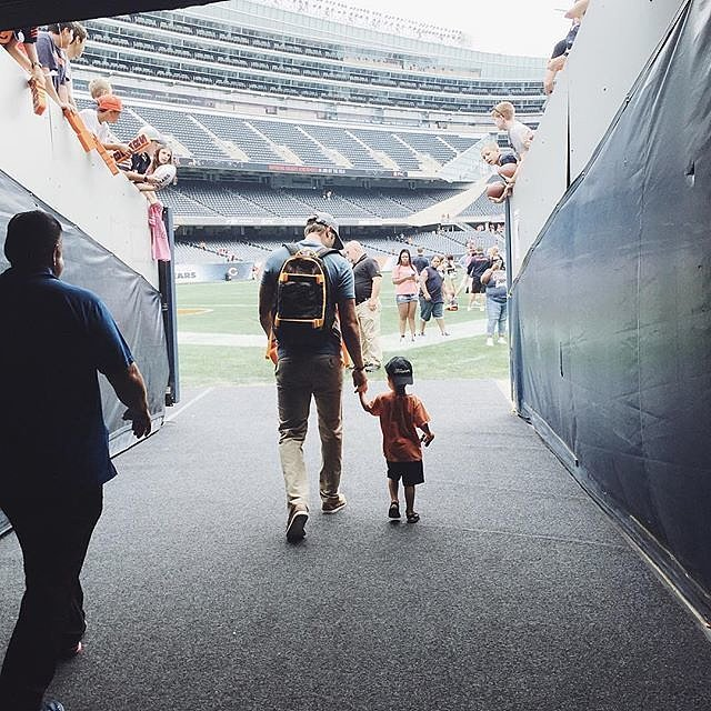 The Boys Even Get to Go to Work With Dad Sometimes!