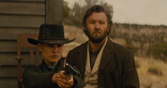 See Natalie Portman in Jane's Got a Gun Trailer