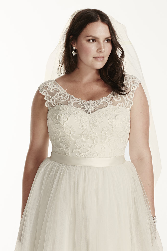 Plus Size Affordable Wedding Dresses - Long Dresses Online
