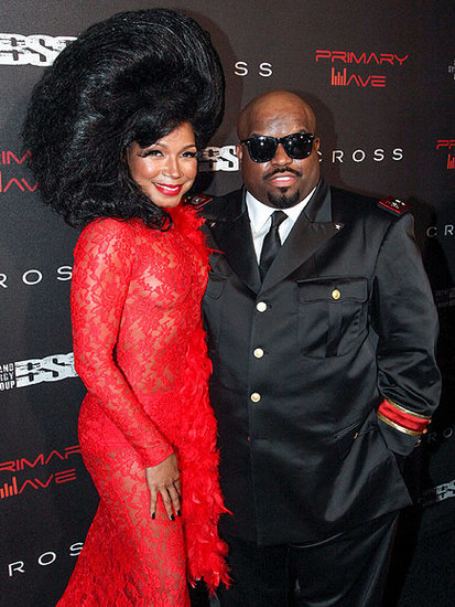 Cee Lo Green is Engaged to Longtime Girlfriend Shani James