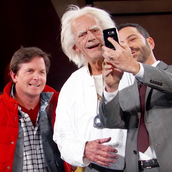 Back to the Future Skit on Jimmy Kimmel Live