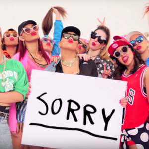 "Justin Bieber's ""Sorry"" Dance Video"