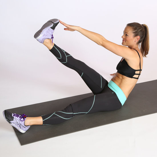 How to Do the T-Cross Sit-Up