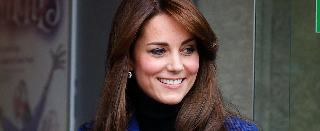 """Kate Middleton Says She'll """"Hopefully"""" Keep Prince George Off Prince William's Motorcycle"""