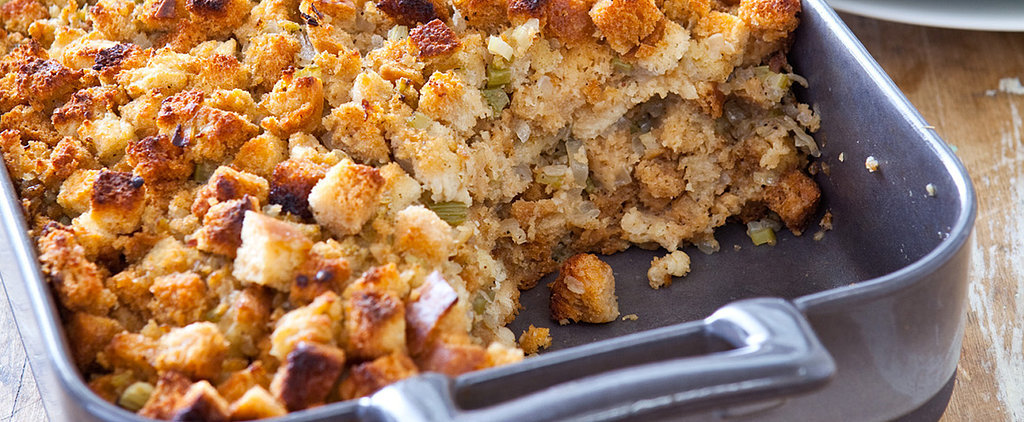 This Stuffing Recipe Proves Basic Doesn't Necessarily Mean Boring