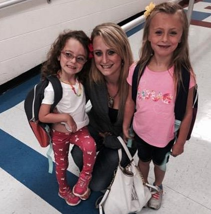 Leah Messer Is Reportedly 'Devastated' After Losing Custody of Her Girls