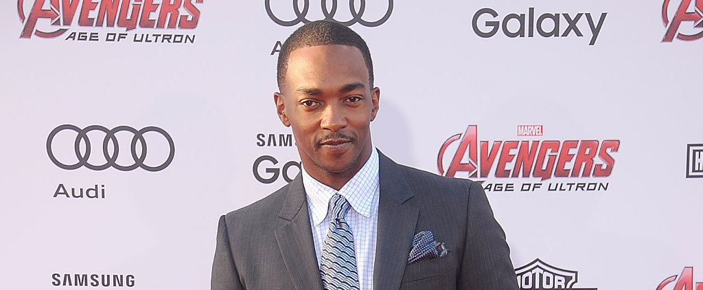 Here's Why Everyone Is Talking About Anthony Mackie's Recent Comments