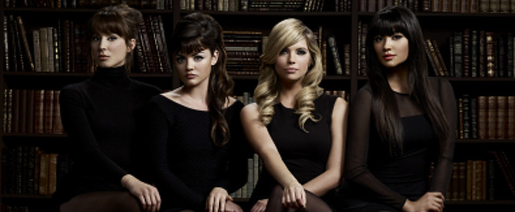 Ashley Benson Spices Up the New Pretty Little Liars Sequence