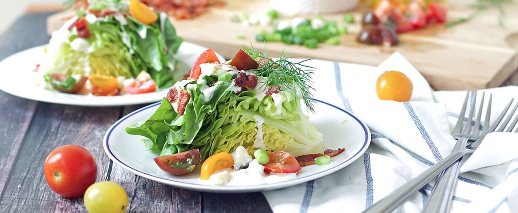 Go Back to Basics With This Next-Level Wedge Salad
