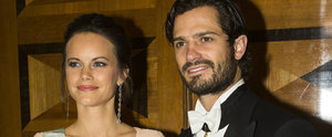Princess Sofia of Sweden Shows Her Baby Bump in a Gorgeous Gown