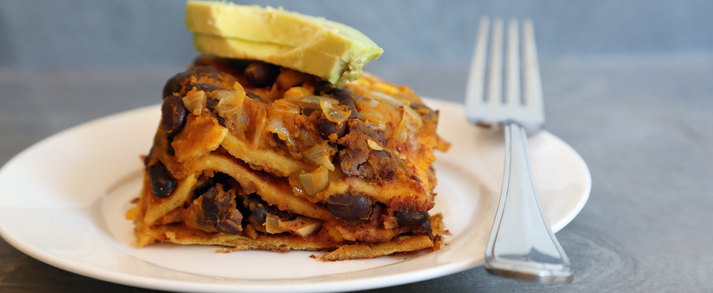 The Lazy Person's Solution to Enchiladas: Mexican Lasagna