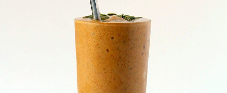 This Pumpkin Chai Protein Smoothie Is Healthy and Delicious
