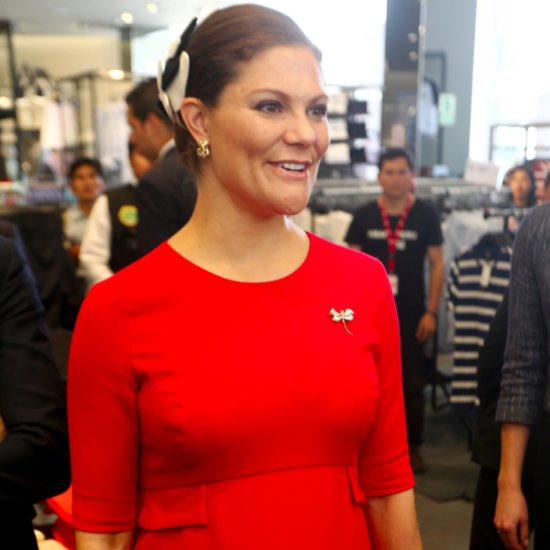 Princess Victoria of Sweden's Style in Latin America