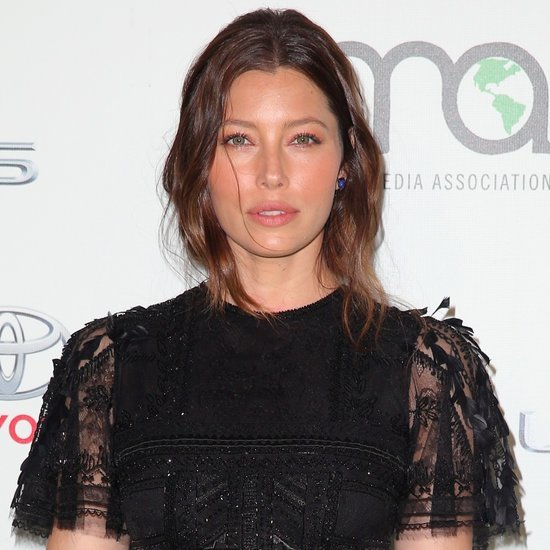 Jessica Biel at the Environmental Media Awards 2015