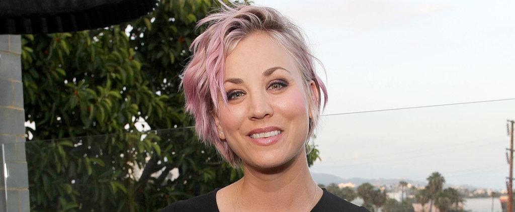 Kaley Cuoco's New Family Member Will Totally Steal Your Heart
