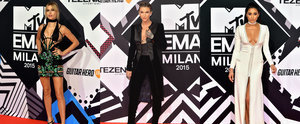 The MTV EMAs Red Carpet Style Was as Cool as You Would Expect
