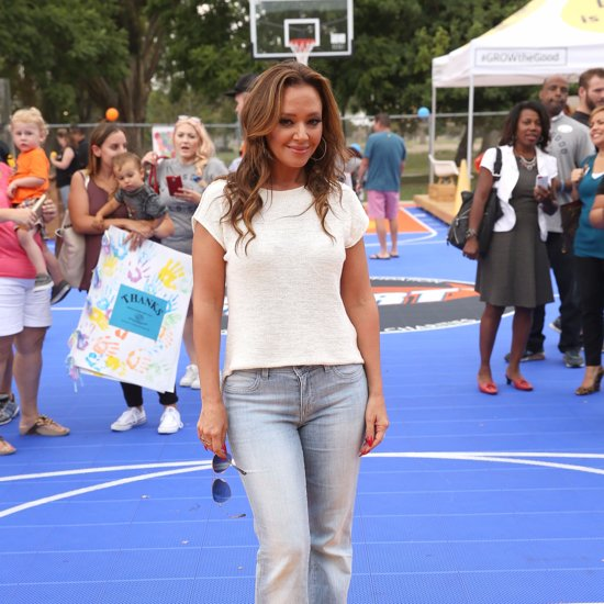 Leah Remini Opens Up About Her Experience Practicing Scientology