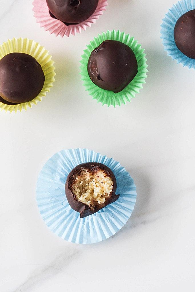 Chocolate-Covered Marzipan