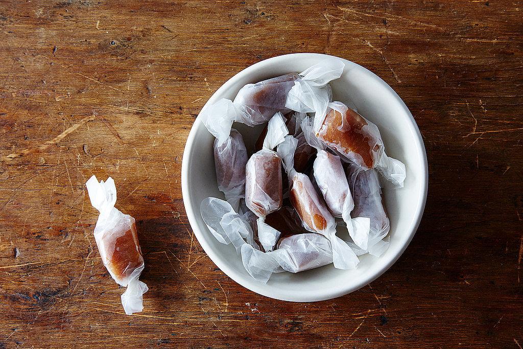 Peanut Butter Salt Water Taffy