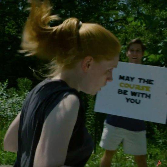 Funny Marathon Training Video