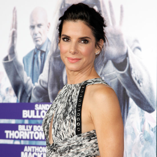 Sandra Bullock at the Our Brand Is Crisis LA Premiere