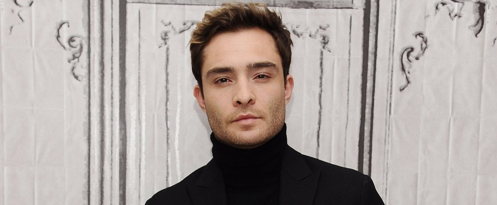 13 Times Ed Westwick Was Wickedly Handsome