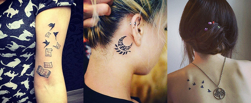 34 Subtle Tattoos For Introverts