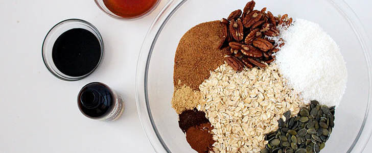 You'll Love This Clean and Tasty Pumpkin Gingerbread Granola