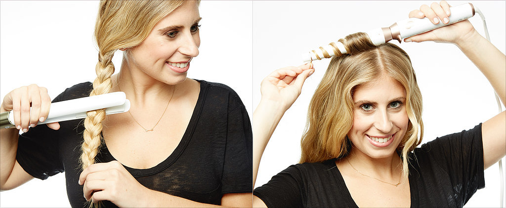 How to Get Gorgeous Waves With Every Hot Tool You Own