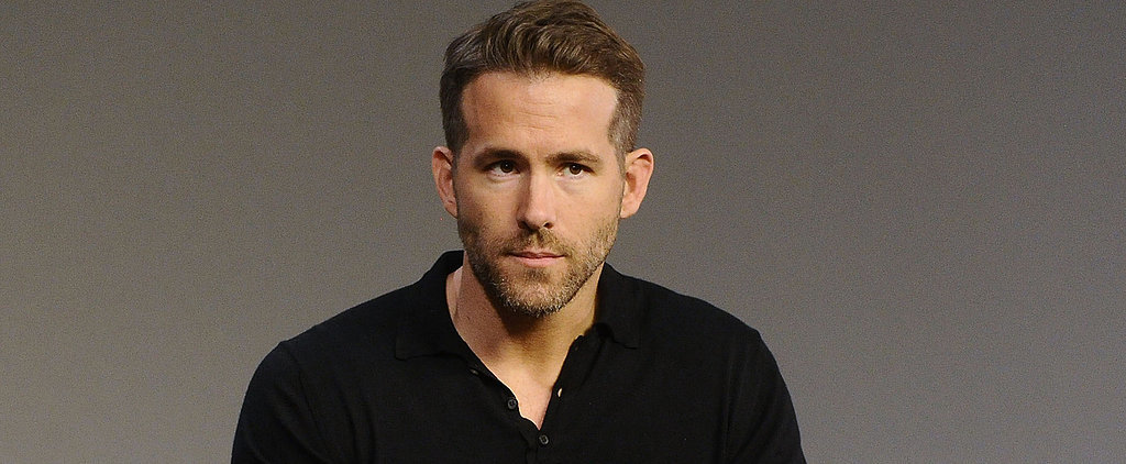 Ryan Reynolds Shares a Heartbreaking Family Photo After His Father's Death