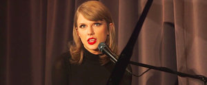 """Taylor Swift Gets Surprisingly Candid About the Relationship That Inspired """"Out of the Woods"""""""