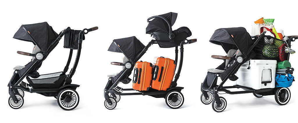 Meet the Pack Mule of a Stroller That Can Carry Your Kids and All of Your Gear — Seriously