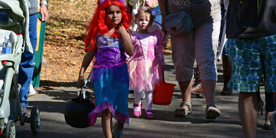 Seven Steps to Perfect Halloween Pictures