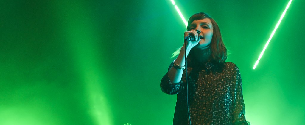 Chvrches Brings Out Hayley Williams For an Epic Performance