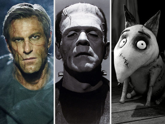 VIDEO: 13 of the Strangest Frankensteins in Pop Culture History