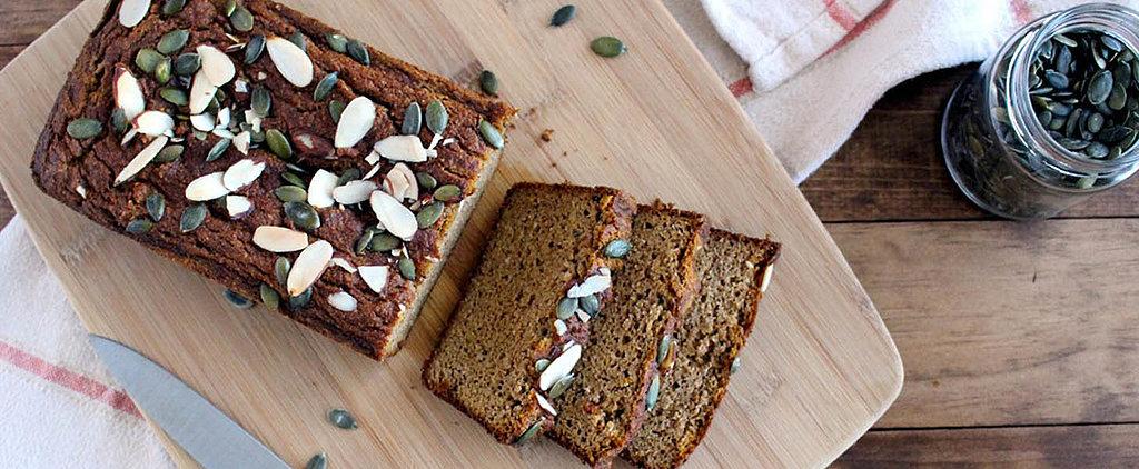 Bake up This Tasty Grain-Free Pumpkin Bread
