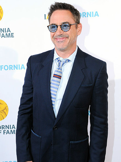 Robert Downey Jr. 'Thrilled' to Be Inducted into the California Hall of Fame