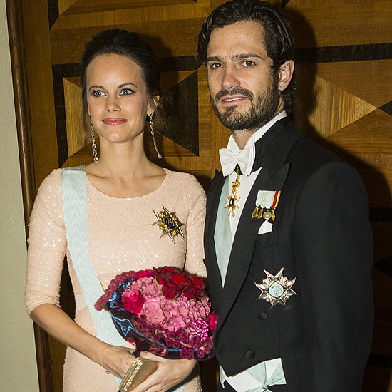 Princess Sofia Wearing ASOS Dress