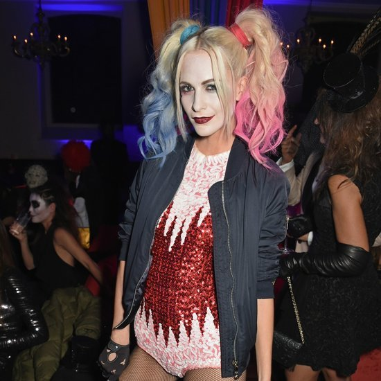 Celebrities in Halloween Costumes in the UK in 2015