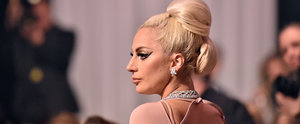 In Pastel Pink and Diamonds, Lady Gaga Pulls Off Her Most Polished Look Yet