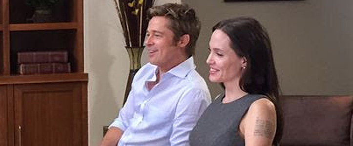 Brad Pitt and Angelina Jolie Show Unwavering Support For Each Other in a Rare Joint Interview