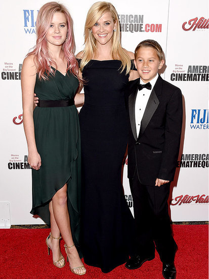 A Family Affair: Reese Witherspoon Brings Her Kids Along on the Red Carpet