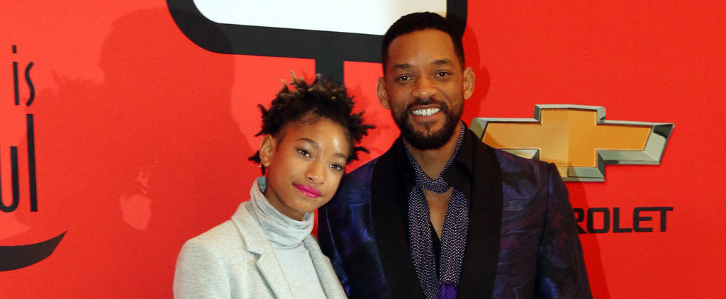 "Will Smith Thanks His Daughter For ""Correcting"" His Heart and ""Teaching"" Him How to Love"