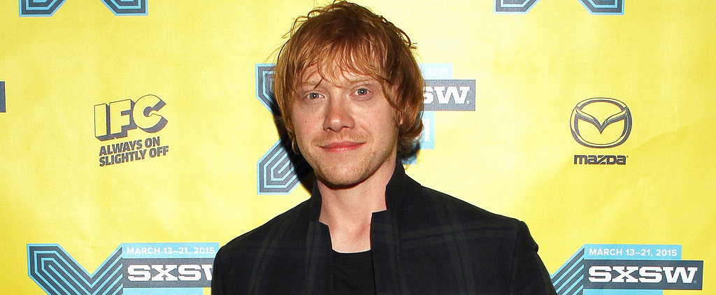 Rupert Grint Is Coming to NBC! Here's What We Know About His New Show