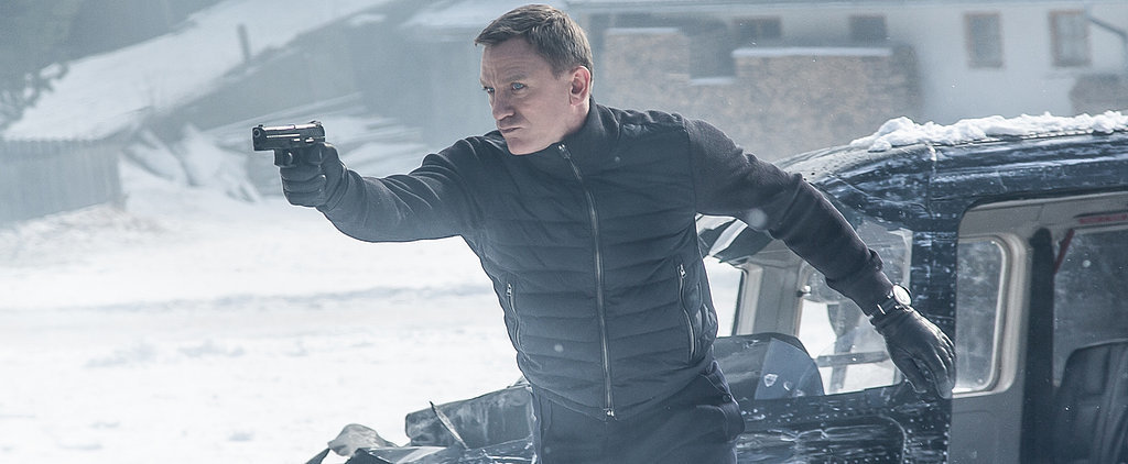 These Spectre Pics Will Make You Stoked to See James Bond Again