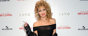 Gigi Hadid Was Sandra Dee For Halloween — and Her Costume Was Absolutely Flawless