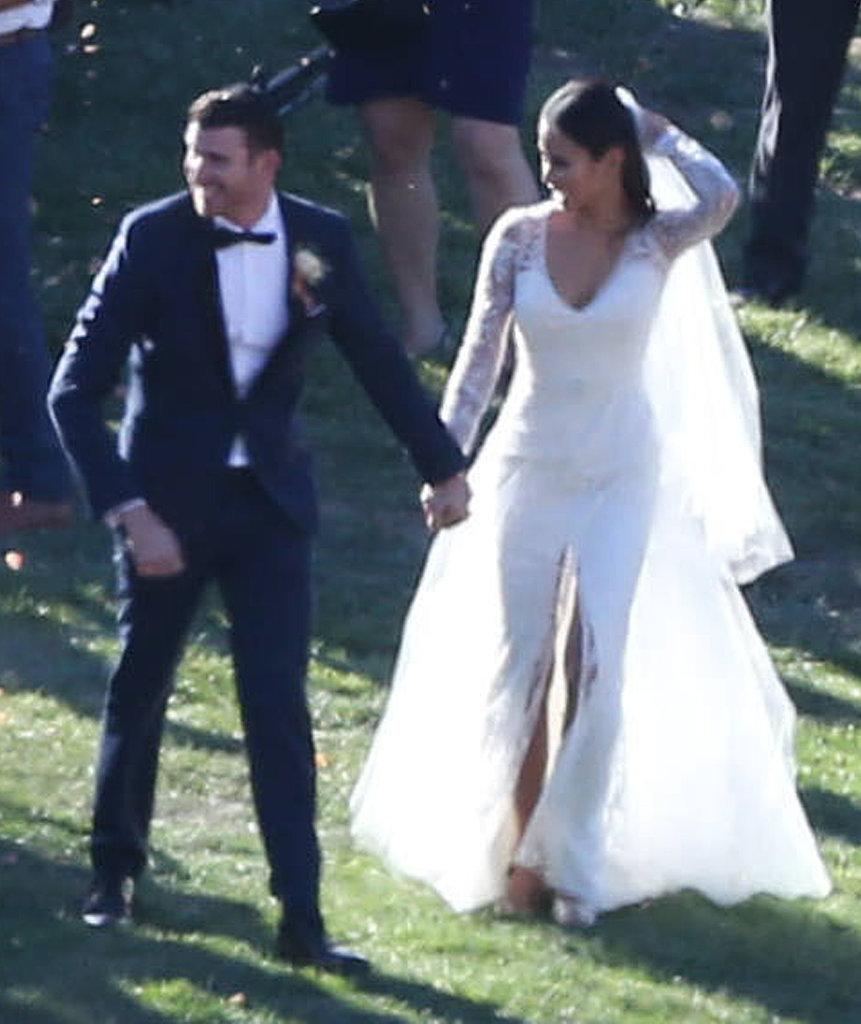 Bryan Greenberg Marries Jamie Chung Pictures Popsugar