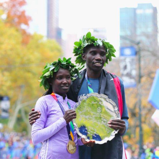 2015 NYC Marathon Winners