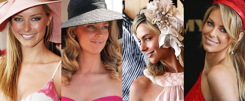 The Best Celebrity Looks From Melbourne Cup's Past